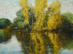 Autumn Colors 2 by Alan Flattmann