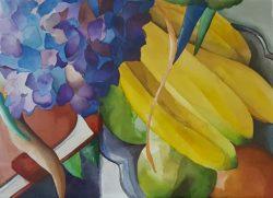 Bananas by Sandra Zaid