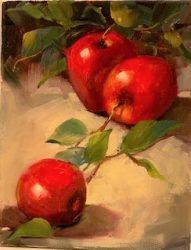 Apples by Gloria Perkins