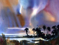 Gran Sunset Don Andrews