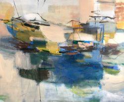 Landing II by Nell Tilton