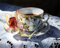 My Cup of Tea by Monika Pate
