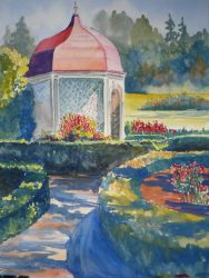 Gazebo by Roberta Loflin