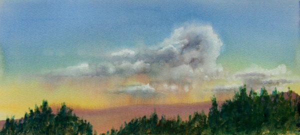 skies by Roberta Loflin