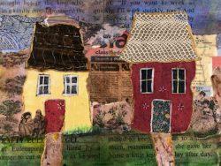Tattered Houses 3
